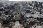 Israel - Palestine đạt thỏa thuận tái thiết Gaza