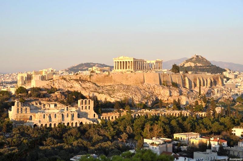 Những thành phố lịch sử hàng nghìn năm tuổi (Phần 1)