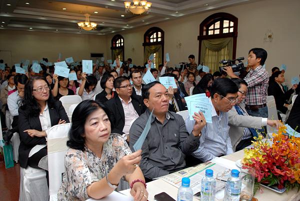 Chương trình họp đại hội đồng cổ đông