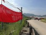 Thái Nguyên: Dự án Núi Pháo tiếp tục bị người dân phản đối vì ô nhiễm môi trường