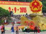 Thư cảm ơn của Ban tổ chức cấp quốc gia kỷ niệm các ngày lễ lớn