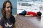 Nỗi lòng của nữ phóng viên chụp bức ảnh bé trai tị nạn Syria