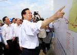 Khởi công xây đường dây 110kV vượt biển dài nhất Việt Nam