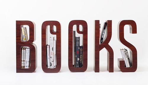 002332baoxaydung image007 CÙng nhìn qua những tủ sách ai thấy cũng thích