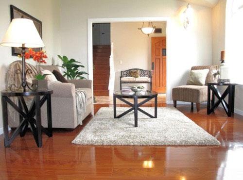 162138baoxaydung image004 Thiết kế và bài trí nội thất cho phòng khách hẹp và dài