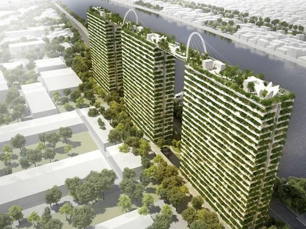 113033baoxaydung image001 CÙng nhìn qua sự bùng nổ của kiến trúc cây xanh