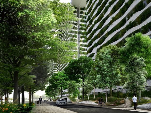113034baoxaydung image002 CÙng nhìn qua sự bùng nổ của kiến trúc cây xanh