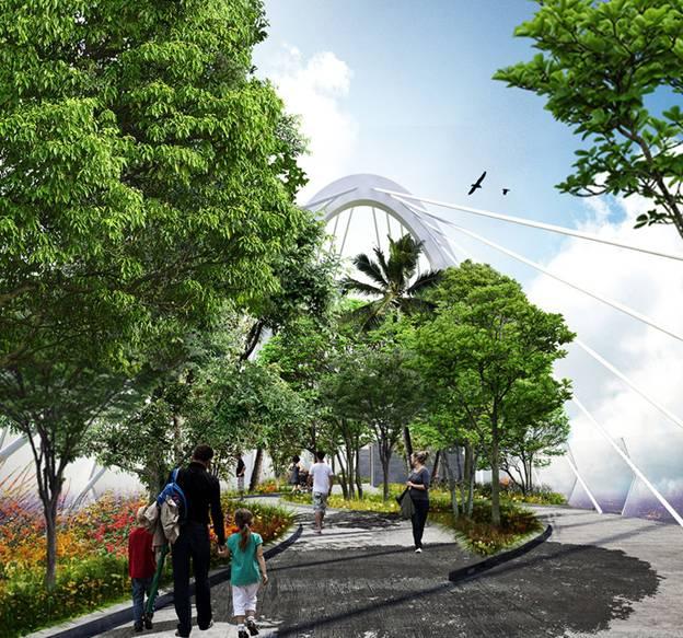 113034baoxaydung image003 CÙng nhìn qua sự bùng nổ của kiến trúc cây xanh