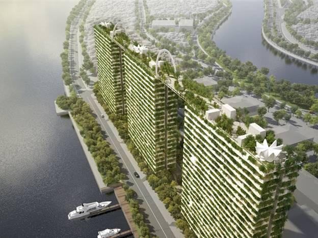 113034baoxaydung image006 CÙng nhìn qua sự bùng nổ của kiến trúc cây xanh