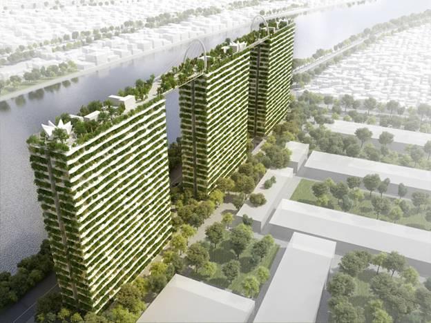 113034baoxaydung image007 CÙng nhìn qua sự bùng nổ của kiến trúc cây xanh