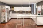 Ấn tượng không gian mở trong căn bếp hiện đại