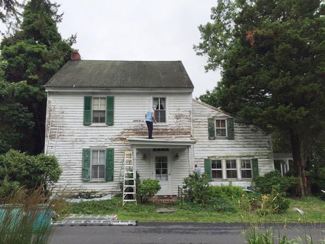 225010baoxaydung image001 Cặp vợ chồng cải tạo lại nhà giúp hàng xóm thoát án phạt