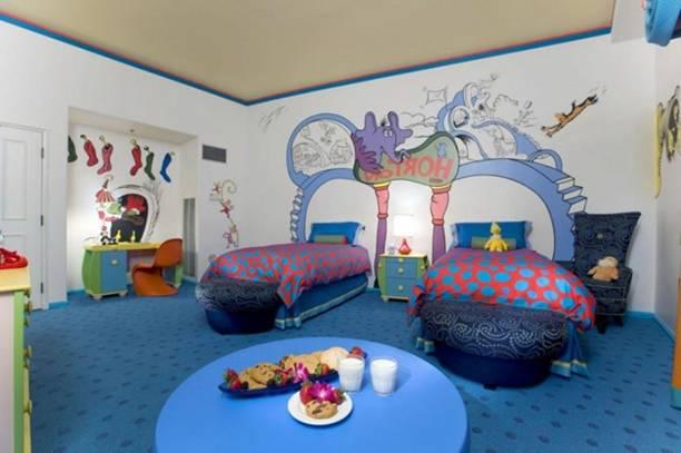 144729baoxaydung image006 Thiết kế phòng ngủ theo chủ đề bãi biển mà trẻ em yêu thích