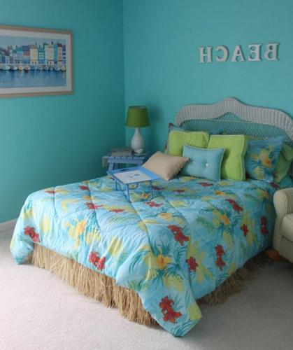 144729baoxaydung image007 Thiết kế phòng ngủ theo chủ đề bãi biển mà trẻ em yêu thích