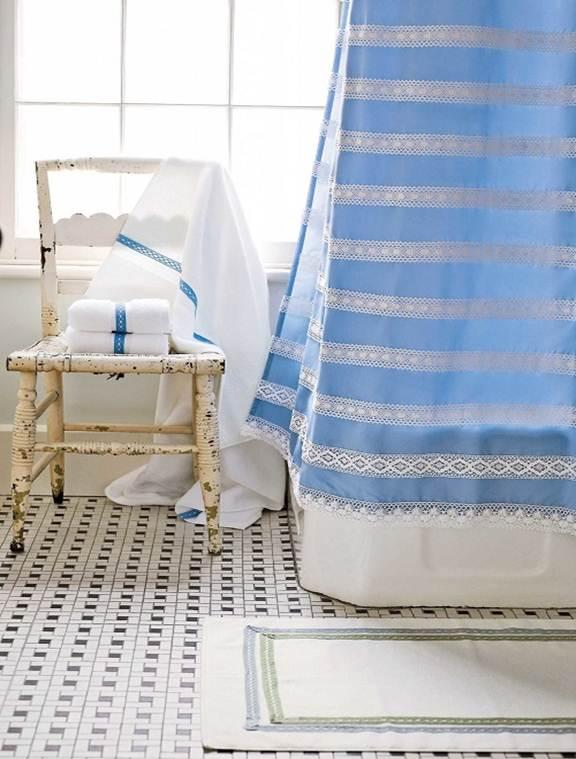 192750baoxaydung image008 Thiết kế ngôi nhà không lỗi mốt với gam nội thất màu xanh và trắng