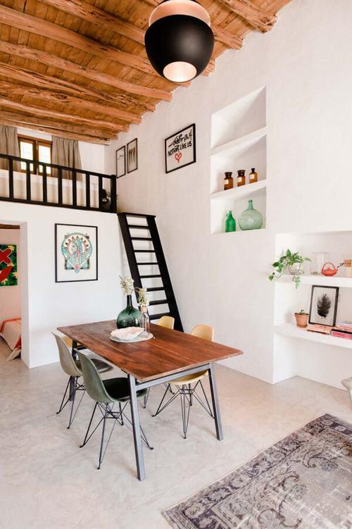 194004baoxaydung image002 Thiết kế và cải tạo ngôi nhà 200 tuổi trở thành nhà khách