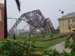 Bộ Xây dựng chỉ đạo khắc phục bão số 10