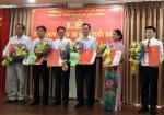 Đảng ủy Khối cở sở Bộ Xây dựng: 9 Đảng viên được trao tặng Huy hiệu 30 năm tuổi Đảng đợt 2/9