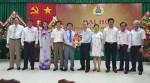 Công đoàn Cty CP Chương Dương Đại hội nhiệm kỳ 2017-2020