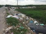 Yên Mỹ (Hưng Yên): Ô nhiễm môi trường từ bãi tập kết rác