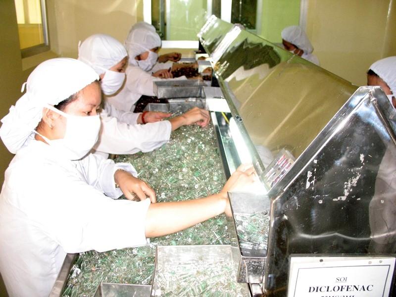 Vĩnh Phúc: Sản xuất công nghiệp, xây dựng tăng trưởng khá