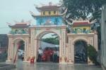Cổng Tam Quan chùa Duyên Quang Tự: Công trình nhỏ, ý nghĩa lớn