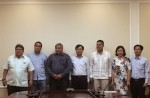 Thứ trưởng Lê Quang Hùng tiếp đón Đoàn đại biểu Bộ Xây dựng Cuba
