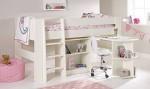 Những chiếc giường tầng tuyệt đẹp cho phòng ngủ bé gái