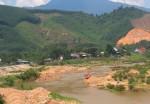 Thừa Thiên - Huế: Huyện Nam Đông khan hiếm cát, sạn xây dựng