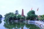 Khám phá kiến trúc độc đáo của chùa Trấn Quốc