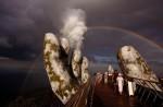 Cầu Vàng trở thành sản phẩm du lịch mới của Đà Nẵng