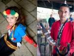 Bộ tộc ở Đài Loan có nét đẹp Tây như người châu Âu