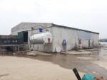 Quỳnh Lưu (Nghệ An): Ngang nhiên xây dựng công trình sai phạm vượt ngoài kè ven biển