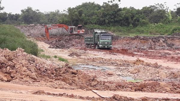 Cấp quyền khai thác khoáng sản làm VLXD thông thường