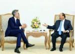 SAP cam kết hợp tác, đồng hành với Việt Nam trong lĩnh vực số