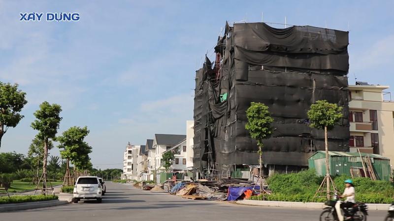 Long Biên (Hà Nội): Hàng loạt công trình tại khu nhà ở Minh Tâm xây dựng sai thiết kế, phá vỡ kiến trúc