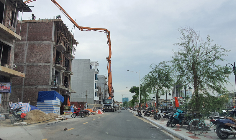 Hồng Bàng (Hải Phòng): Nhếch nhác trên tuyến phố đi bộ tại phường Hạ Lý
