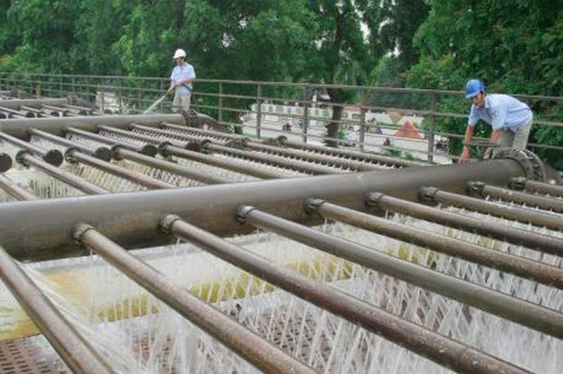 Hà Nội: Nhiều dự án cấp nước sạch chậm tiến độ