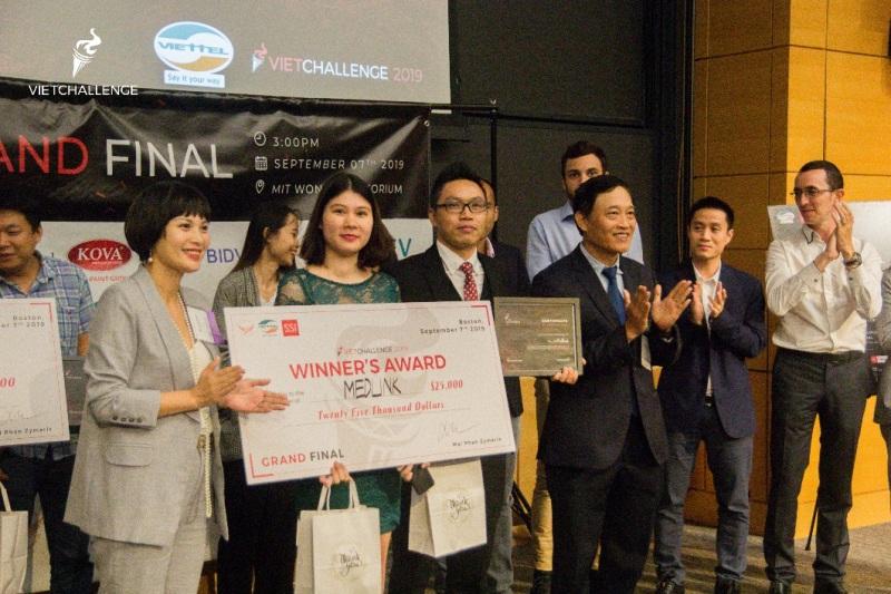 Bộ Khoa học và Công nghệ đồng hành cùng startup Việt toàn cầu tại VietChallenge 2019