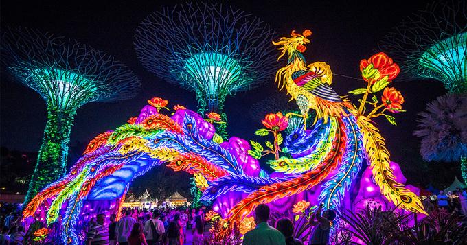 Các nước châu Á tổ chức Trung thu như thế nào?