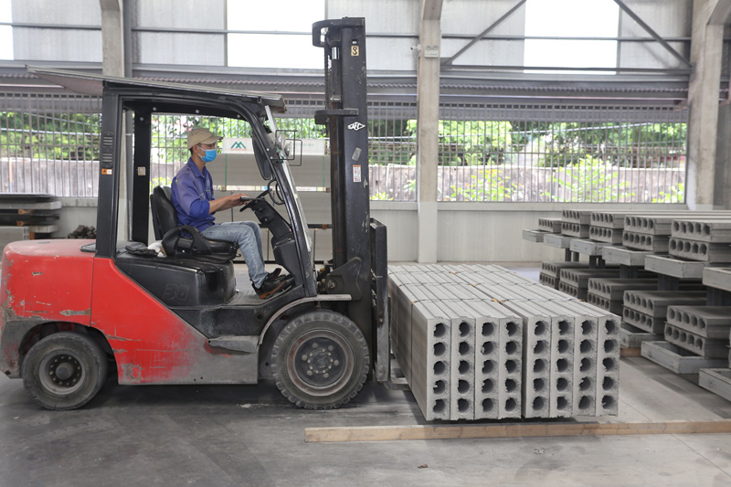 """Nghiên cứu, xác định thị phần gạch không nung ở Việt Nam - Hướng phát triển ngành vật liệu """"xanh"""" trong xây dựng"""