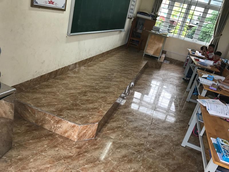 Cẩm Phả (Quảng Ninh): Tai nạn tại trường tiểu học và những vấn đề cần giải quyết