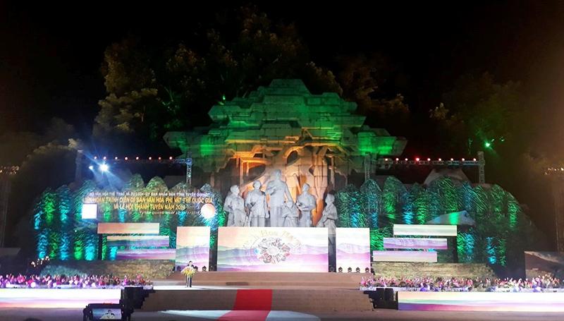 Tuyên Quang: Khai mạc Liên hoan trình diễn Di sản văn hóa phi vật thể quốc gia và Lễ hội Thành Tuyên năm 2019