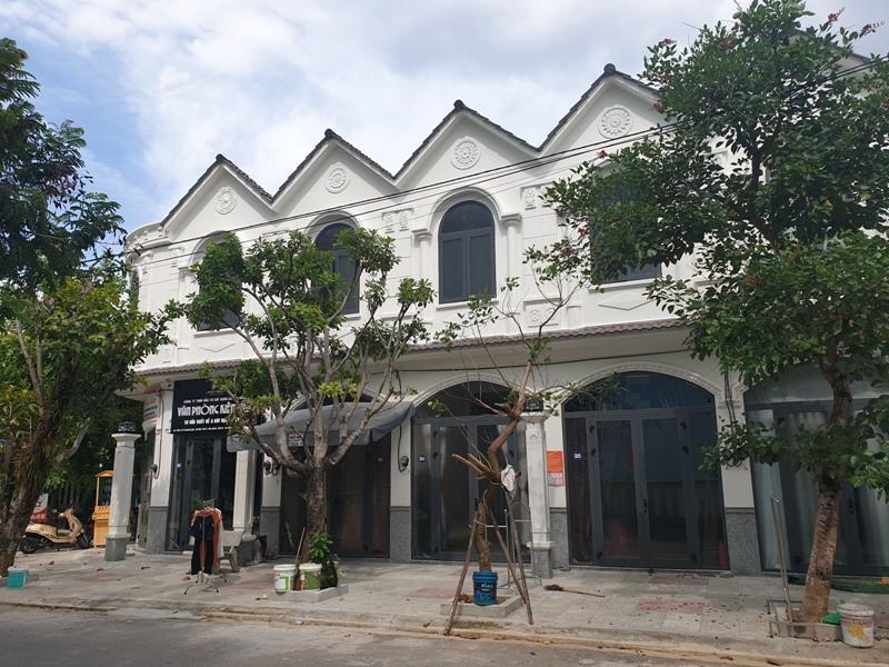 Đà Nẵng: Xây dựng sai giấy phép, công trình 34 căn hộ không bị quận Cẩm Lệ áp dụng biện pháp tháo dỡ