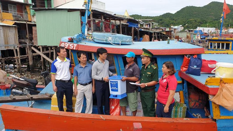 Vũng Tàu: Làm sạch kênh Bến Đình, cải thiện cuộc sống người dân