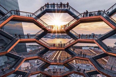 Những công trình kiến trúc độc đáo bậc nhất thế giới
