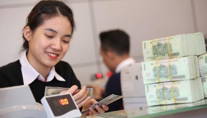 Lãi suất VND liên ngân hàng tiếp tục hạ độ cao