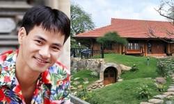 Xuất hiện loạt ảnh về 'biệt phủ' giữa Hà Nội của nghệ sĩ Xuân Bắc?