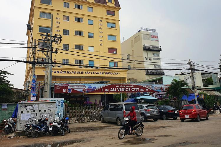 Địa ốc Alibaba siết chặt hoạt động