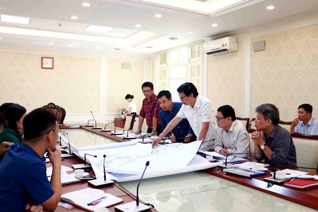 Đẩy nhanh tiến độ lập quy hoạch chung đô thị Hà Giang đến năm 2035